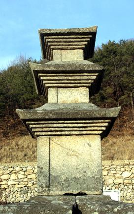 영천 화남리 삼층석탑