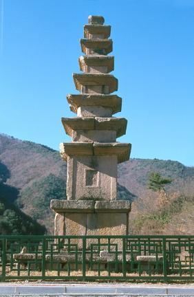 상주 상오리 칠층석탑