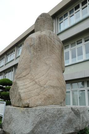 함양 교산리 석조여래좌상 (촬영:문화재청)