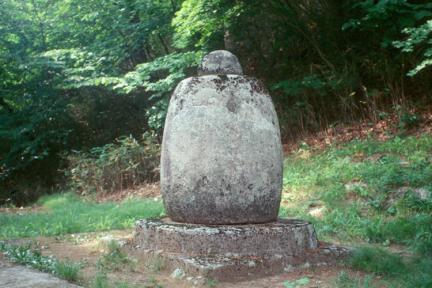 합천 해인사 홍제암 사명대사탑 및 석장비