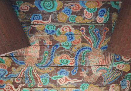 창의문 홍예 그림