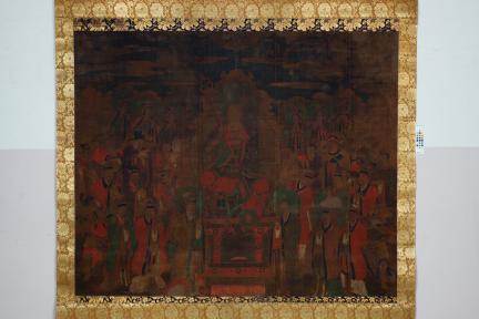 보물 제1994호 지장시왕도