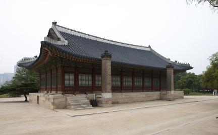 보물 제1760호 경복궁 수정전(2012년 국보,보물 지정보고서)