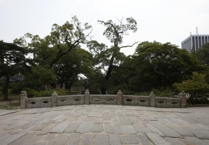 보물 제1762호 창덕궁 금천교(2012년 국보,보물 지정보고서)