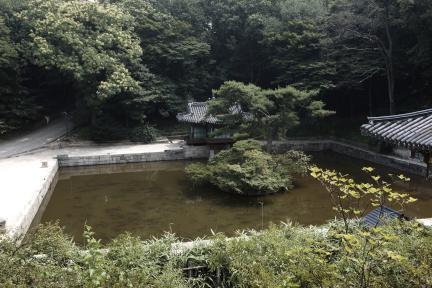 보물 제1763호 창덕궁 부용전(2012년 국보,보물 지정보고서)