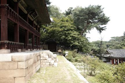 보물 제1769호 창덕궁 주합루(2012년 국보,보물 지정보고서)