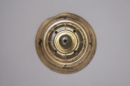 보물 제1753호 익산 미륵사지 금동향로(2012년 국보,보물 지정보고서)