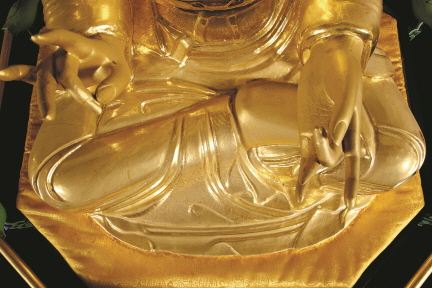 보물 제1787호 강화 청련사 목조아미타여래좌상(2012년 국보,보물 지정보고서)