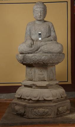 보물 제1636호 영주 부석사 석조석가여래좌상(2010년 국보,보물 지정보고서)