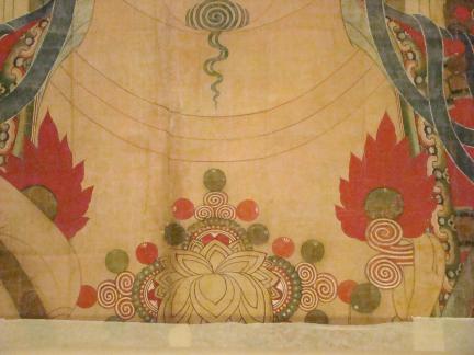 보물 제1695호 하동 쌍계사 괘불도(2010년 국보,보물 지정보고서)