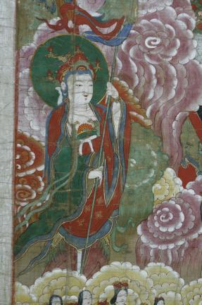 보물 제1697호 합천 해인사 감로왕도(2010년 국보,보물 지정보고서)