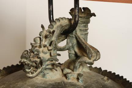 보물 제1701호 하동 쌍계사 동종(2010년 국보,보물 지정보고서)