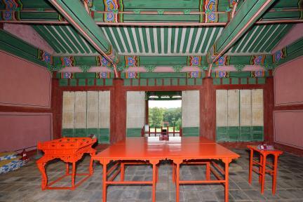 보물 제1742호 구리 동구릉 숭릉 정자각(2011년 국보,보물 지정보고서)