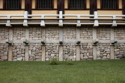보물 제1745호 경주 불국사 가구식 석축(2011년 국보,보물 지정보고서)