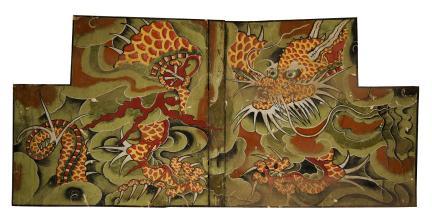 보물 제1711호 양산 통도사 영산전 벽화(2011년 국보,보물 지정보고서)