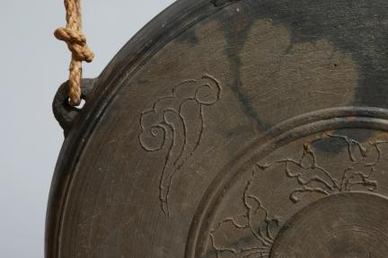 보물 제1734호 양산 내원사 청동북(2011년 국보,보물 지정보고서)