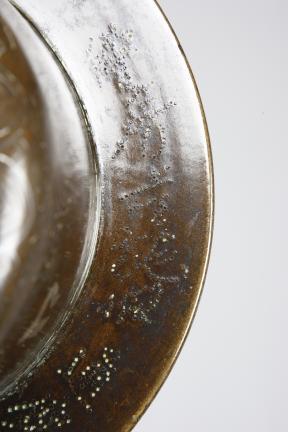 보물 제1735호 양산 통도사 청동은입사향완(2011년 국보,보물 지정보고서)